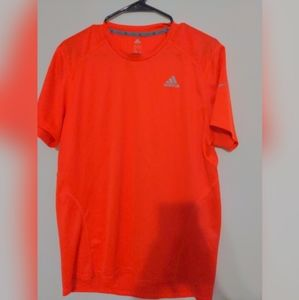 Men's large Adidas running shirt